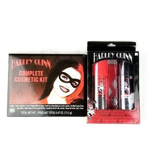 Harley Quinn Cosmetic Kit & Hair Color Spray